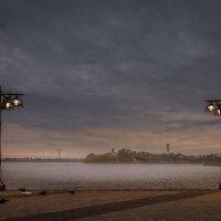 Два фонаря (черновой вариант) :: Artem Zelenyuk
