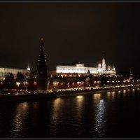 Традиционный вид на Кремль :: Михаил Малец