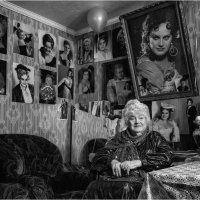 Евгения Михайловна Белоусова-Уварова. Легенда краснодарской сцены. :: Беспечный Ездок