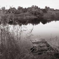 Летом на плотине :: Константин Тимченко