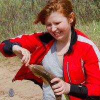 Рыбка из Амни :: Дмитрий Сиялов