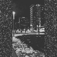 Ночной Арбат :: Виктория Нефедова