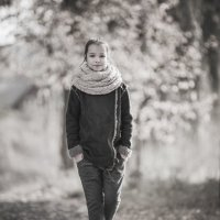 Осенняя прогулка... :: Vitaly Tunnikov