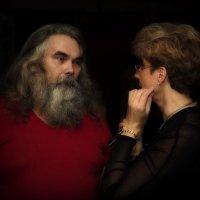 Разговор о вечном... :: Nikolai Borisyakov