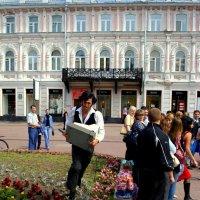 Похищение кассового аппарата) :: Андрей Головкин