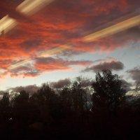 Вид из окна вагона :: Фотогруппа Весна.