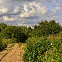 послеполуденный пейзаж :: Moscow.Salnikov Сальников Сергей Георгиевич