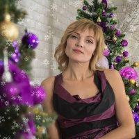 Зима в студии :: Ксения Черногорова