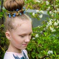 цветочная фея :: Света Кондрашова