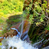 На вершине Царского водопада. КБР :: Оксана Н.