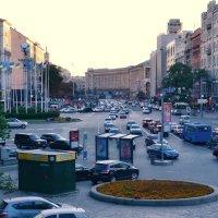 Киев. Крещатик. :: Валентина Данилова