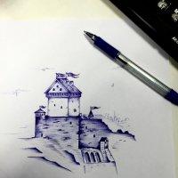 Замок Германа :: Marina Pavlova