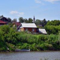 Село Порецкое. :: Наталья