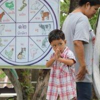 Тайцы верят в Будду :: Надежда Сафронова