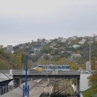 Днепровский мост :: Александр Рыжов