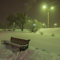 Ночная лавочка. :: Виктор Евстратов