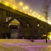 Вечерние мосты :: Дима Пискунов