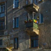 Балкончик :: Игорь Кузьмин