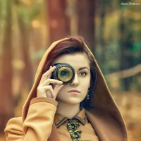 Всевидящее око. :: Сергей Гутерман