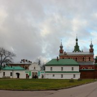Староладожский Никольский мужской монастырь :: Вера Моисеева