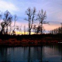 Звенит морозною струной дрожащий воздух ноября ... :: Евгений Юрков