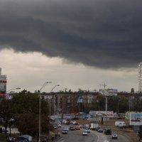 Кажется дождик начинается :: Маша Кутняя