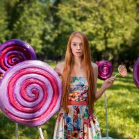 Сладкие фантазии :: Olga Markova