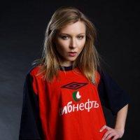 Актриса Таня Ч. (ЦСКА) :: Михаил Трофимов