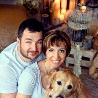Семейный портрет :: Екатерина Шарова