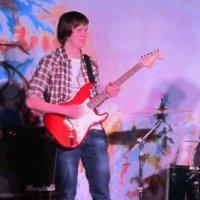 Парень с гитарой :: Дмитрий Никитин