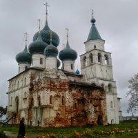 Монастырь. :: Игорь Карпенко