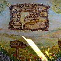 Карта Ольхонской усадьбы :: Ольга