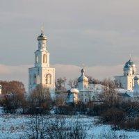 Свято-Юрьев монастырь :: Тимофей Черепанов