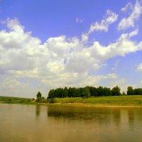 Опять про лето . :: Мила Бовкун