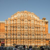 Дворец семи ветров. Джайпур. Индия :: Oleg