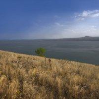 Севан осенью. Autumn Lake Sevan. :: Юрий Воронов