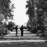 Диалог :: Надежда Баликова
