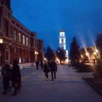 Ночная Самара :: Александр Алексеев
