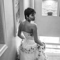 Уже невеста... :: Мария Буданова