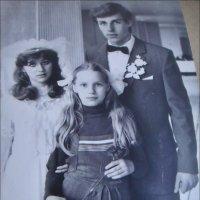В день свадьбы. 1975 г. :: Нина Корешкова