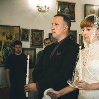 Венчание :: Ксения Остапенко