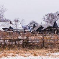 Деревенька! :: Ирина Антоновна