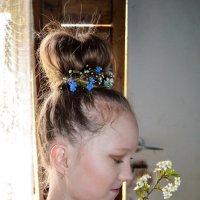 на чердаке с цветком :: Света Кондрашова