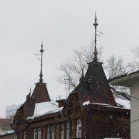 Старый город :: Татьяна Гузева