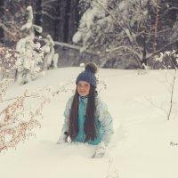 В лесу... :: Olga Rosenberg