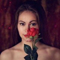 Цветочек. :: Марина Кузьмина