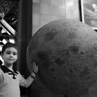 в планетарии(фото 2) :: Дмитрий Барабанщиков