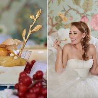 6 проект. Рекламная фотография десерта. :: Марина Кулькова