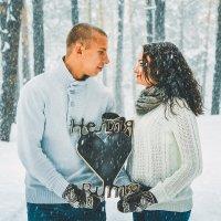 Витя и Нелли :: Екатерина Смирнова