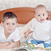 Братья :: Юлия Шишаева